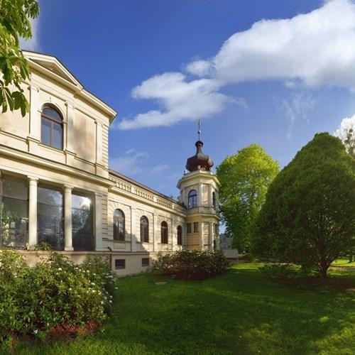 Lašské muzeum v Šustalově vile