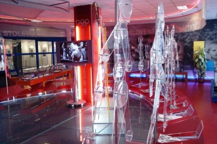 Expozice přibližuje úspěchy nejlepšího československého páru všech dob