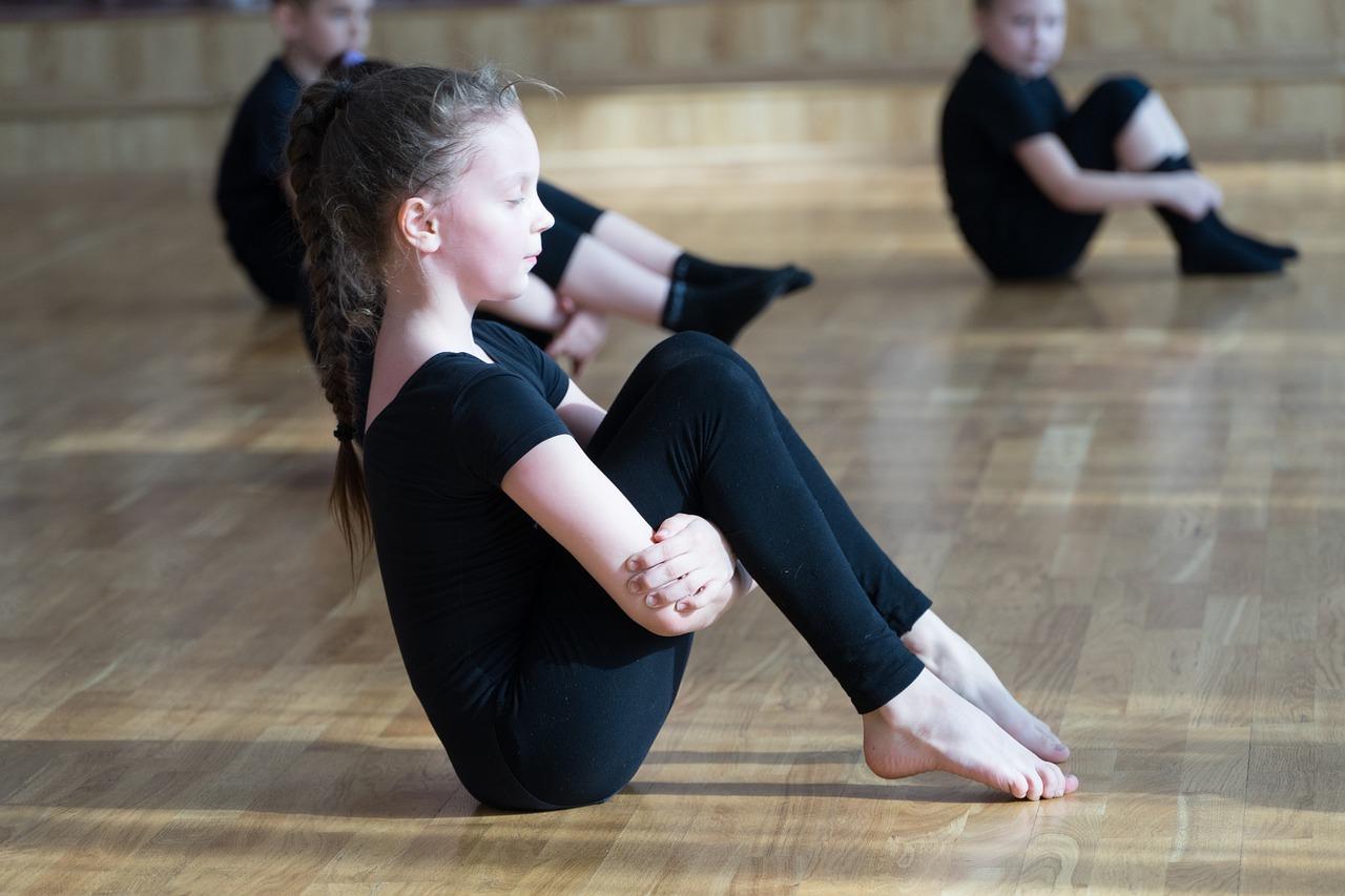 Gymnastika je velice náročná. K úspěchům je třeba toho hodně obětovat. Hlavně volný čas