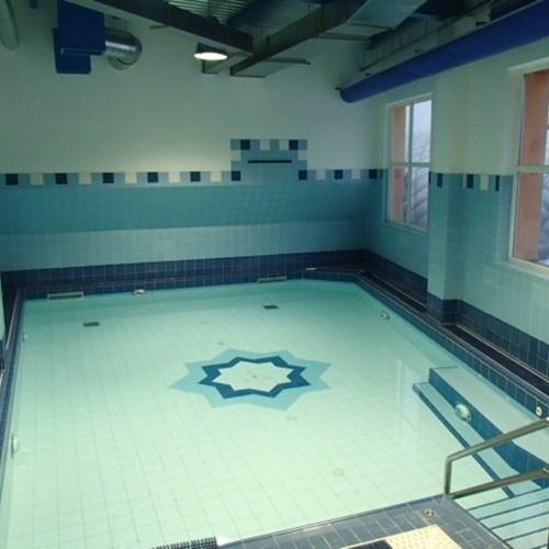 Krytý bazén na Kotelně