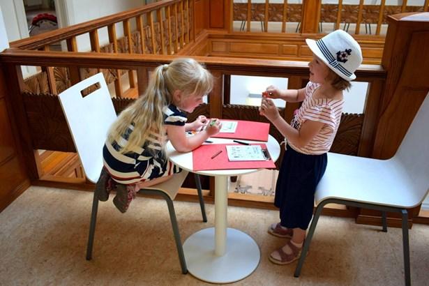 Popis: Vila Löw-Beer bude každý poslední víkend v měsíci patřit dětem.