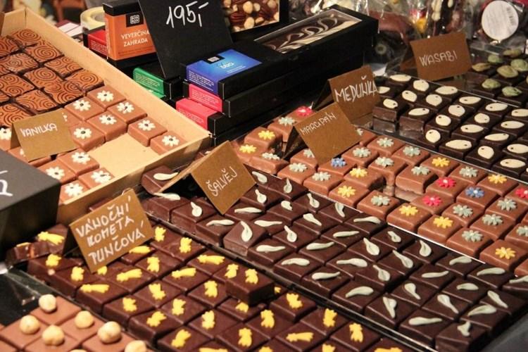 Výstaviště Ideon v Pardubicích bude na začátku dubna patřit čokoládě