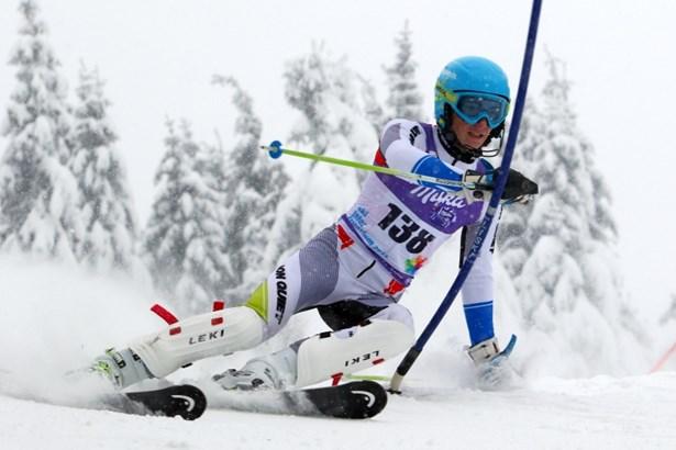 Popis: Snímek z předchozího ročníku Skiinterkriteria v Říčkách v Orlických horách.
