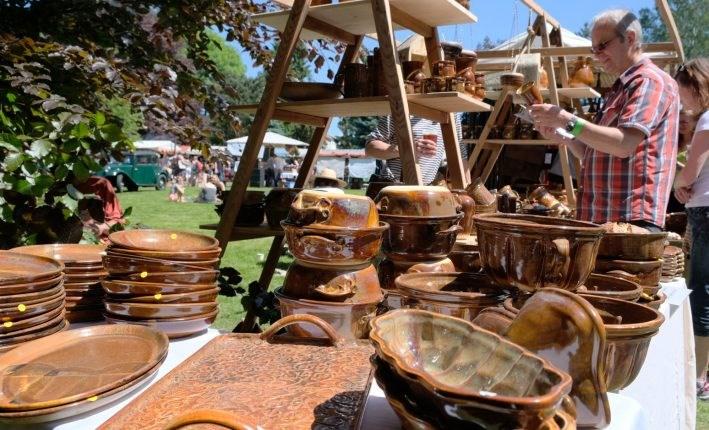 Staročeské řemeslnické trhy se vrací do turnovského parku