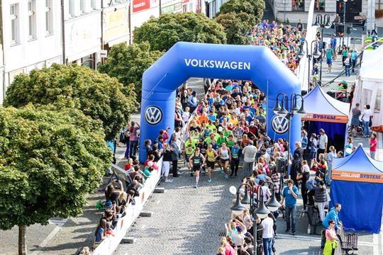 Letošní City Cross Run & Walk Česká Lípa se poběží 28. září