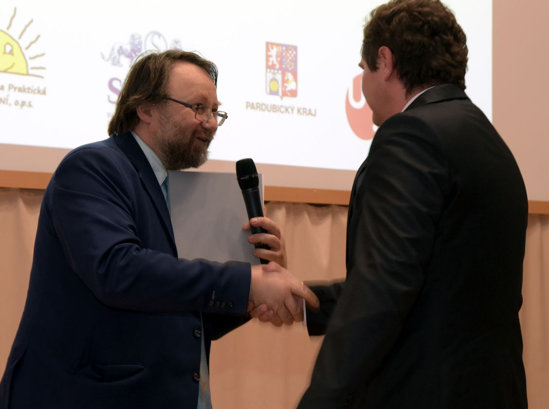 Univerzita Pardubice ocenila školy za podporu talentů