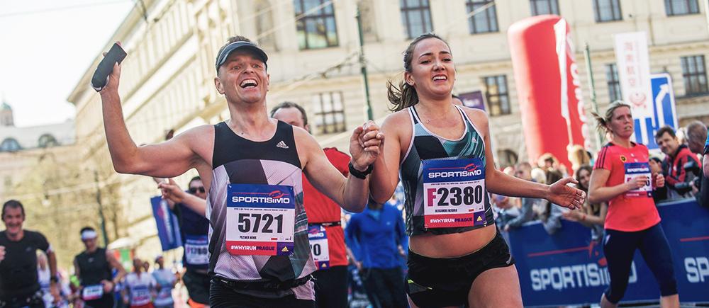 4,2 kilometru? To zvládne každý. 23. ročník Juniorského maratonu opět rozběhá tisíce středoškoláků