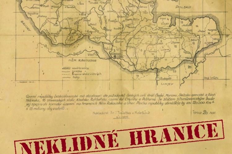 Výstava přibližuje, jak se tvořily hranice Československa na území Těšínského Slezska