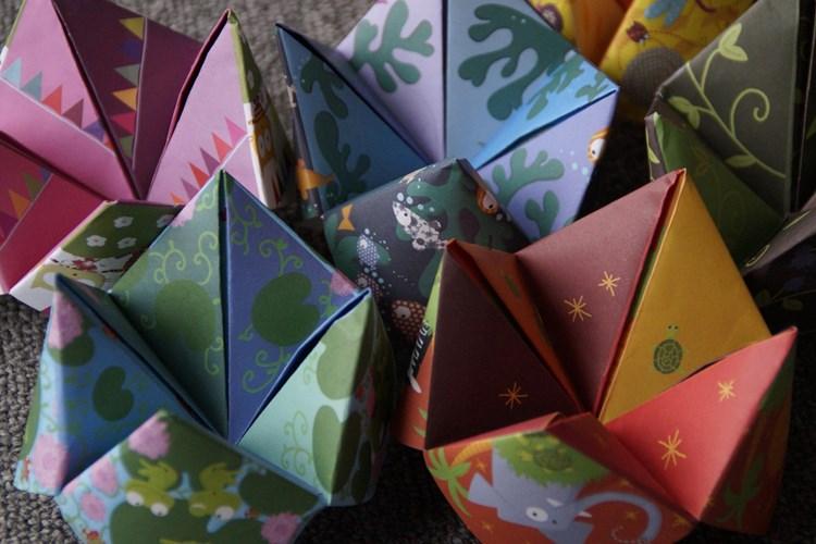 Zámek Lešná zahájí sezonu výstavou Origami