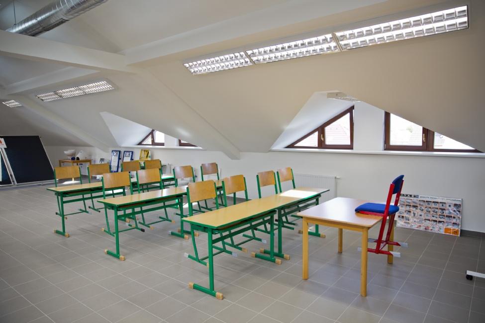 Kroměřížskou školu v ulici F. Vančury čeká rekonstrukce, kraj do ní dá 40 milionů