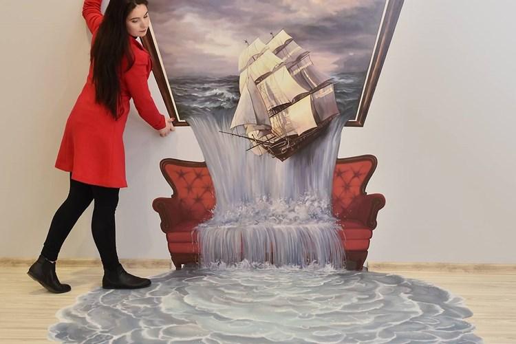 V muzeu iluzí ve Františkových Lázních se přesvědčíte, že nic není nemožné