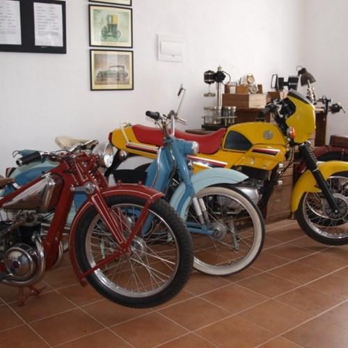 Muzeum historických motocyklů Železná Ruda