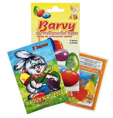 Barvy Velikonoc, nebo potravinářského průmyslu? Co všechno mohou obsahovat vajíčka či perníčky