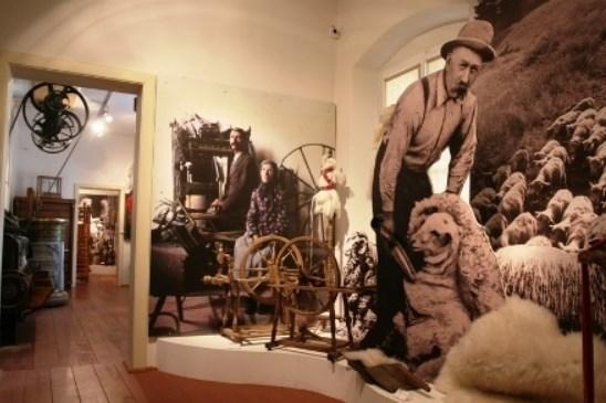 Popis: Muzeum Příhraničí v Kdyni.