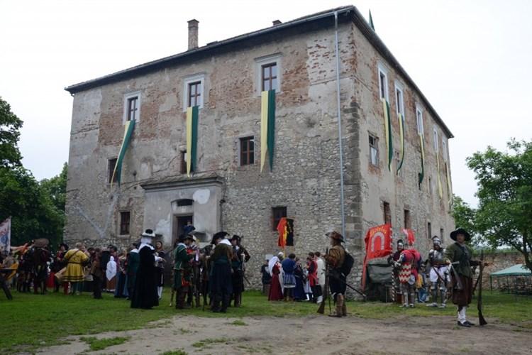 Tvrz Kurovice patří k nejvýznamnějším sídlům nižší šlechty na Moravě