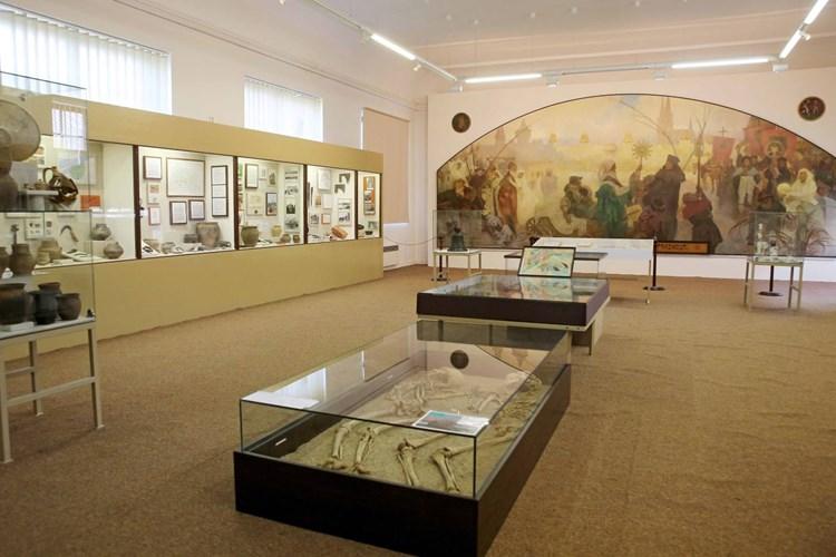 Vlastivědné muzeum seznamuje s dějinami a osobnostmi spjatými s královským městem Nymburkem