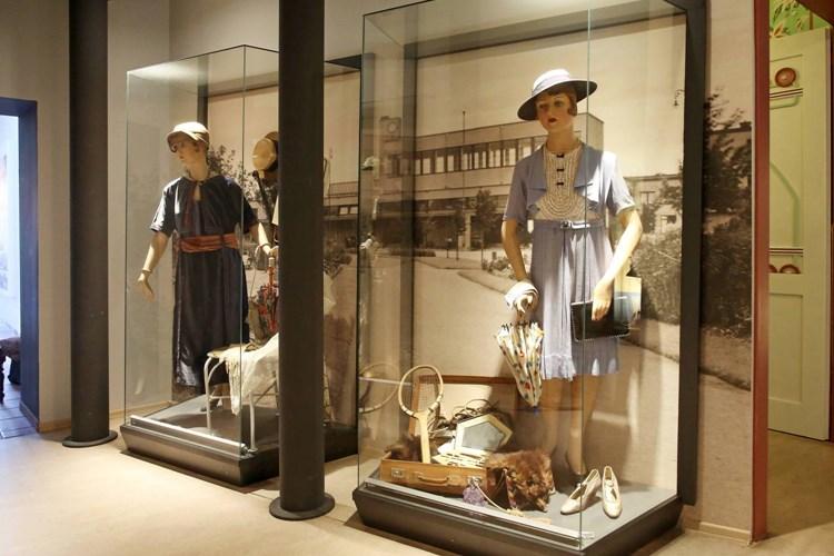 Polabské muzeum seznamuje s druhohorním mořem či životem lidí v době bronzové