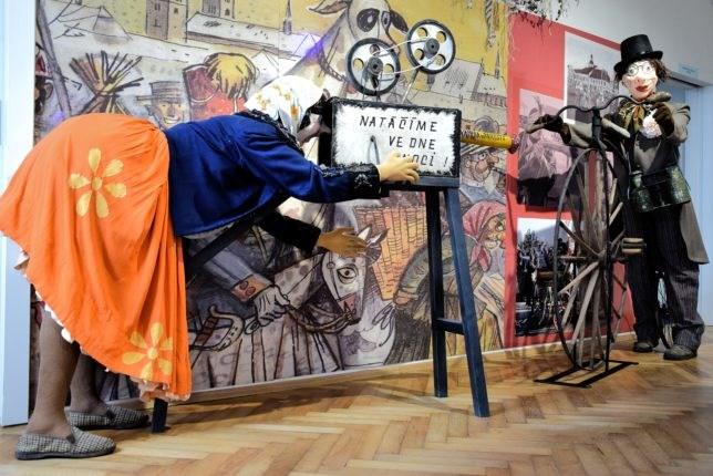 Muzeum milevských maškar se věnuje tradici sahající až k lidovým hrám a středověkým slavnostem