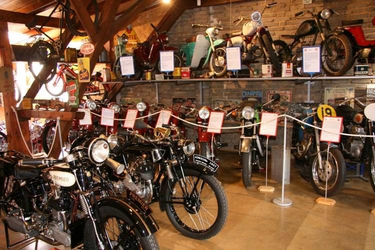 Muzeum veteránů Splněný sen