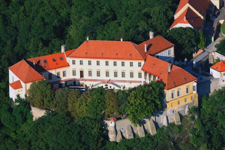 Expozice znojemského hradu připomínají historii celého hradního komplexu