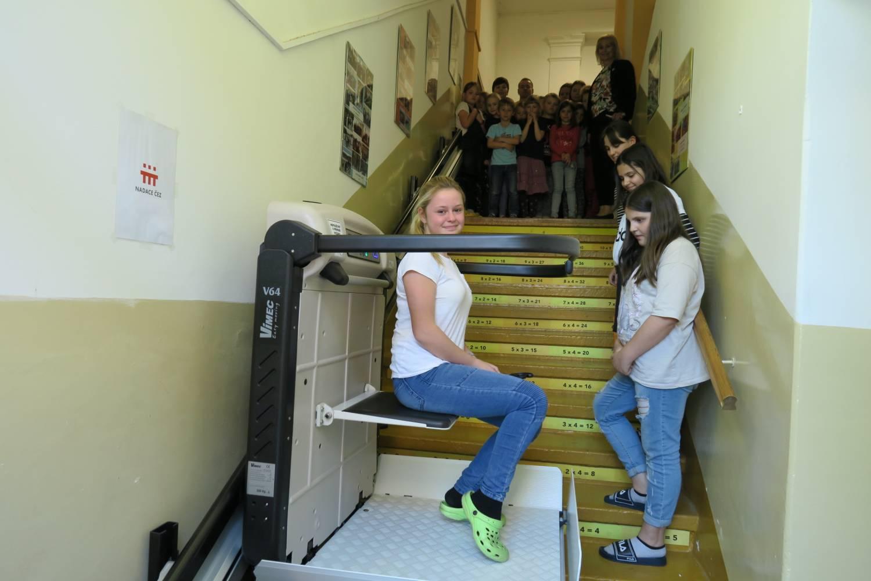 Novosedlická škola je připravena na děti s handicapem