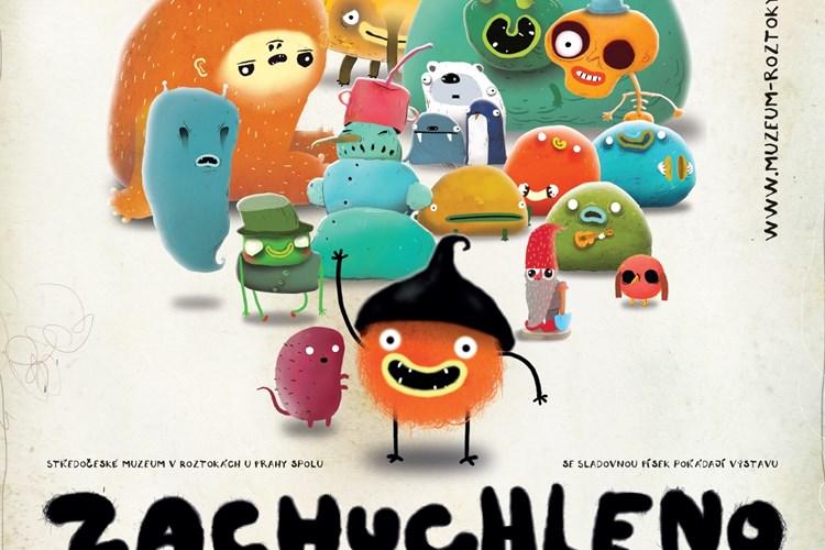 Výstava ZACHUCHLENO seznamuje s animačními technikami