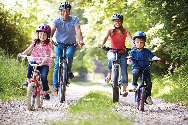 Vydejte se za pokladem. Tour de Veveří je cykloturistická akce pro děti i dospělé