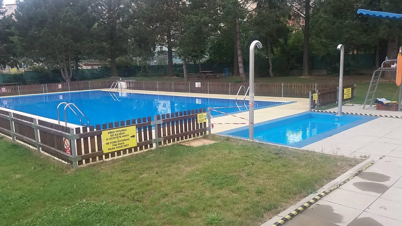 Venkovní bazén na Lochotíně zahájí sezonu 1. května