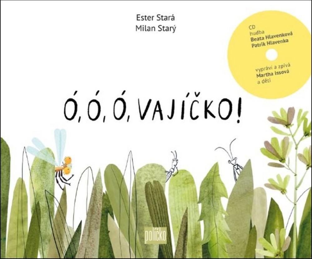 Půvabná kniha zavede do tajuplného hmyzího světa a pohladí po duši nejen dětské čtenáře