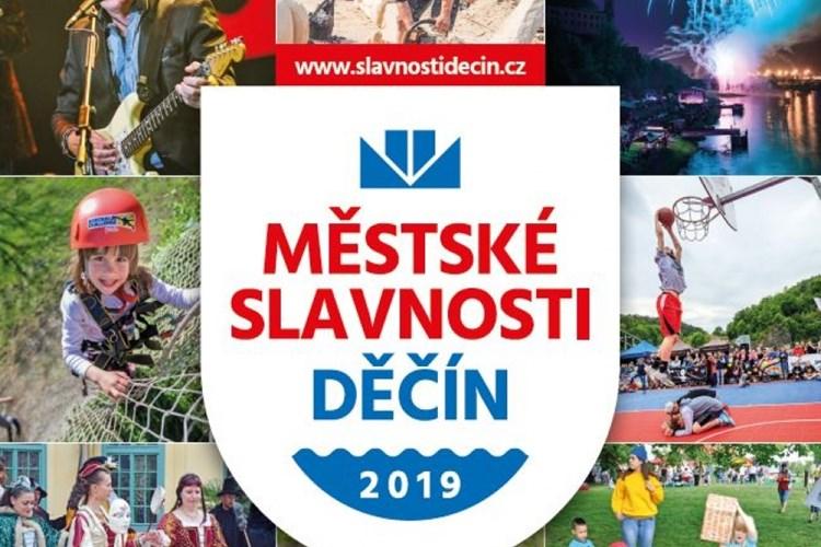Smetanovo nábřeží v Děčíně ožije Městskými slavnostmi