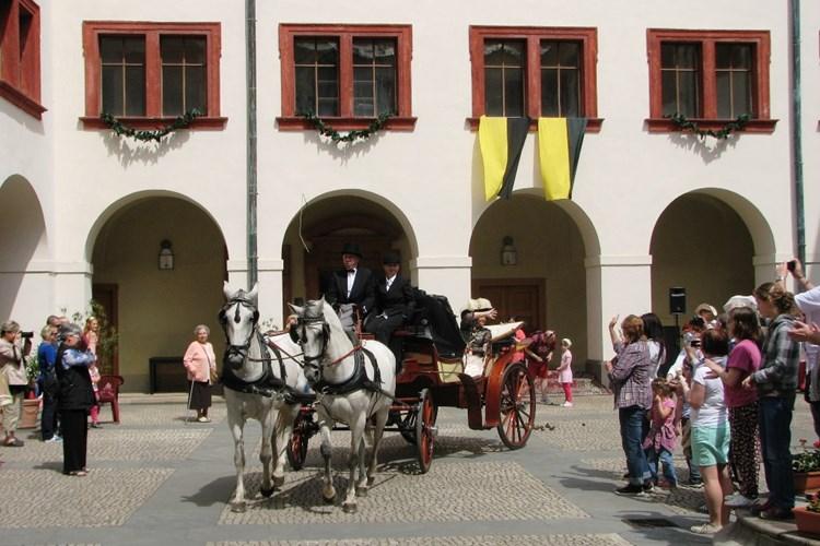 Zámek Zákupy si připomene úmrtí korunního prince Rudolfa