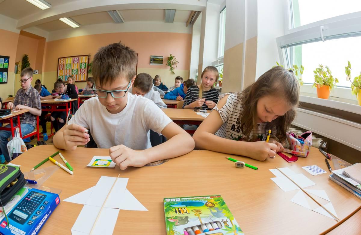 Základní škola 1. máje chce být opět prestižní matematickou školou