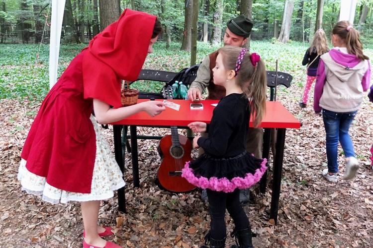 Zámecký park na Sychrově se promění v místo, kde se děti vyřádí