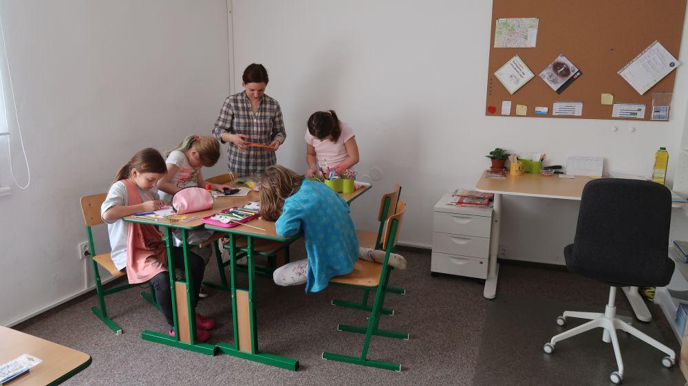 Na budoucí prvňáčky ze ZŠ Pod Montací čekají moderně vybavené třídy