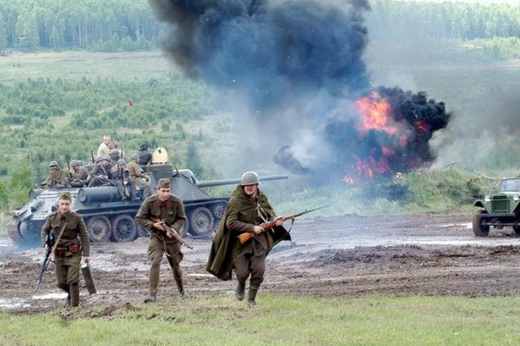 Bahna 2019 nabídnou defilé armád i ukázku vypuknutí 2. světové války v Polsku