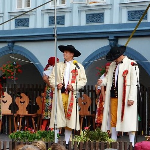 Na Chodských slavnostech se představí přes 600 účinkujících z Čech i ze zahraničí