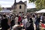 Svatoludmilská pouť na Tetíně zve na koncerty, trhy, výstavy či přednášky