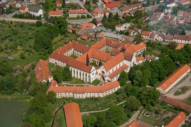 Popis: Klášter Porta coeli v Předklášteří.