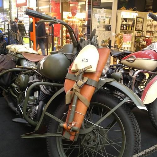V Galerii Vaňkovka se uskuteční výstava Harley-Davidson. K vidění bude model z roku 1916 i horká novinka s elektromotorem